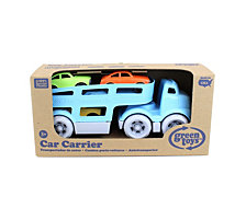 Green Toys Car Carrier With Cars