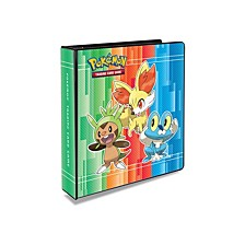 "Pokemon X and Y 2"" 3 Ring Binder"
