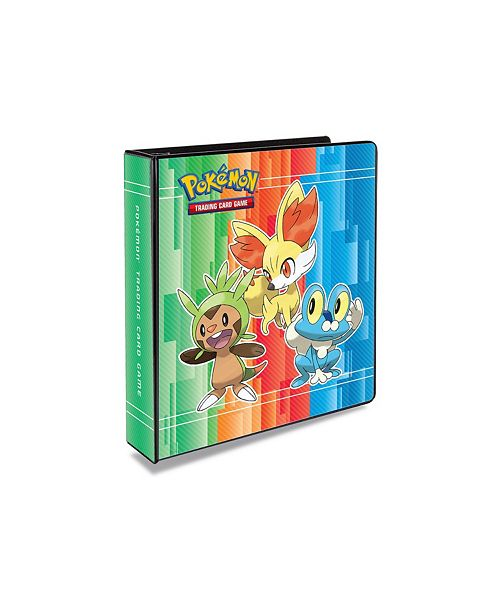 """Ultra Pro Pokemon X and Y 2"""" 3 Ring Binder"""