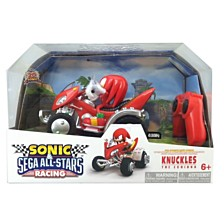 NKOK Sonic and Sega All Stars Racing Remote Controlled ATV Car With Lights