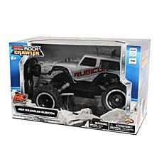 Mean Machines Rock Crawlers RC Jeep Wrangler