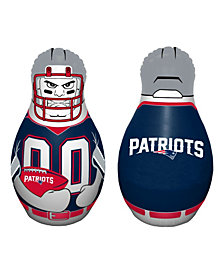 Fremont Die NFL New England Patriots Tackle Buddy Inflatable Punching Bag