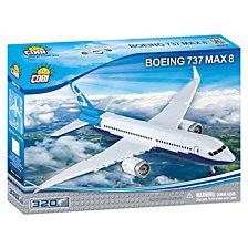 COBI Boeing 737 Max 8 Airplane 200 Piece Construction Blocks Building Kit