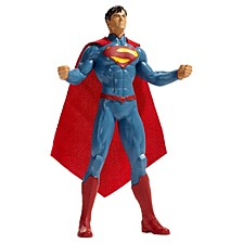 "NJ Croce Justice League Superman 8"" Bendable Figure"