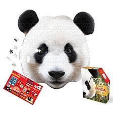 Madd Capp Puzzles I AM Panda 550 Piece Puzzle