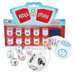 Junior Learning Roll a Story Game Delelop Story Telling and Oral Language