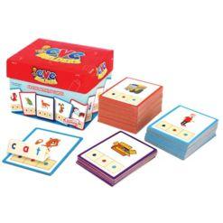 Junior Learning Cvc Word Builders Activity Cards