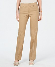 Petite Denim Trousers, Created For Macy's