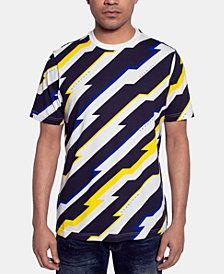 Sean John Men's Razor Print T-Shirt