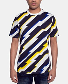 Sean John Men's Razor Print T-Shirt