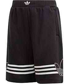 Big Boys Outline Shorts