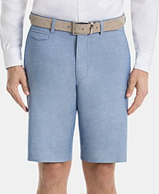 Men's Classic-Fit Chambray Shorts