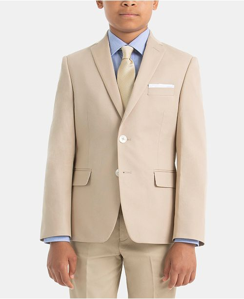 Lauren Ralph Lauren Big Boys Suit Jacket