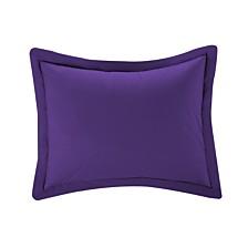 Cottonloft Colors All Natural Cotton Pillow Sham, Standard