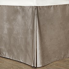 Colors Cotton Bed Skirt, Full