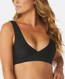 Raisins Samba Solids Bikini Top