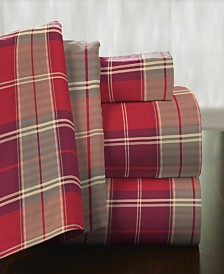 Pointehaven Superior Weight Cotton Flannel Sheet Set Twin