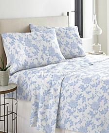 Heavy Weight Cotton Flannel Sheet Set Twin