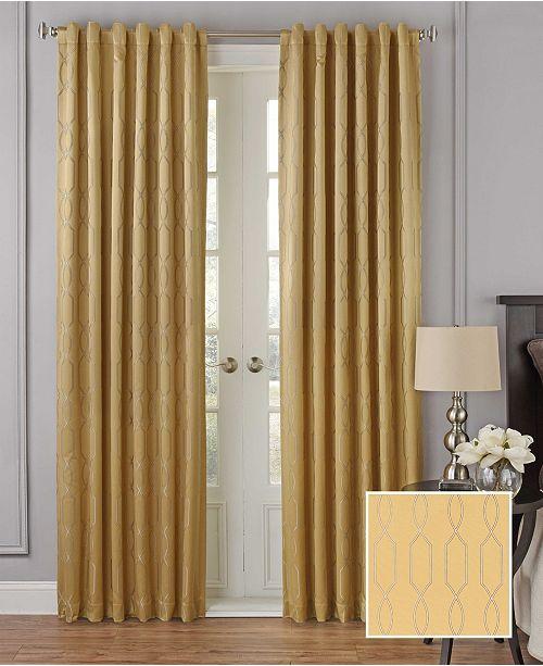 Beautyrest 52'' X 84'' Yvon Blackout Window Curtain