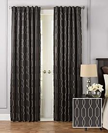 52'' x 108'' Yvon Blackout Window Curtain