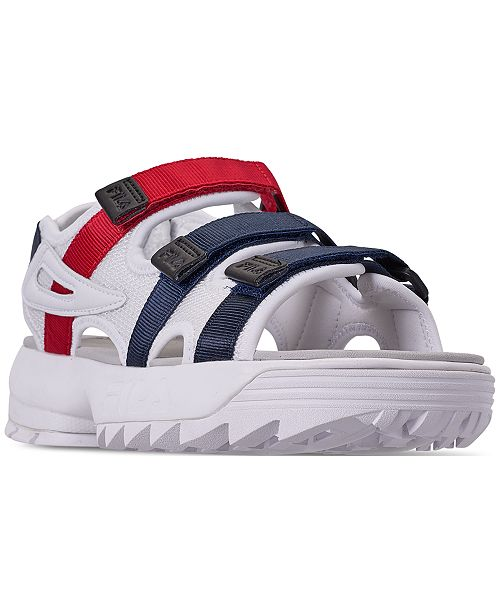 dea23bb9abb1 Fila Women s Disruptor Athletic Sandals from Finish Line   Reviews ...