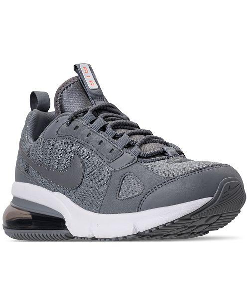 super popular 8841b e99bf Nike Men's Air Max 270 Futura Casual Sneakers from Finish ...