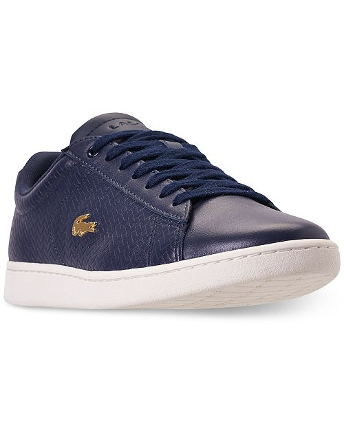 5c74122aa Lacoste Women s Carnaby EVO Paris Casual Sneakers from Finish Line ...