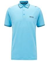 3b5a0c366 Hugo Boss Mens Polo Shirts - Macy's