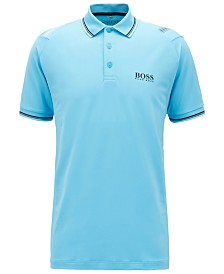 BOSS Men's Slim-Fit Golf Polo