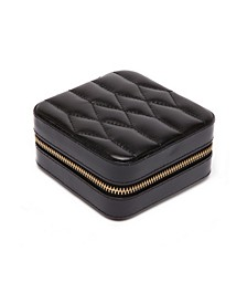 Caroline Zip Travel Jewelry Case