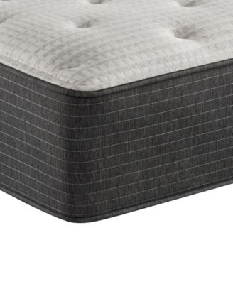"""BRS900-C-TSS 14.5"""" Plush Tight Top Mattress - Twin, Created For Macy's"""