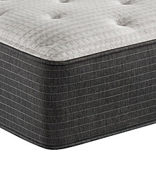 """Beautyrest Silver BRS900C-TSS 14.5"""" Plush Tight Top Mattress - Queen, Created For Macy's"""