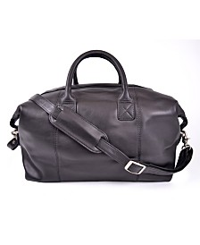 Royce New York Overnight Duffel Bag