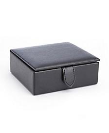 Suede Lined Cufflink Box
