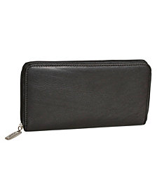 Roma Zip-Around Organizer Clutch