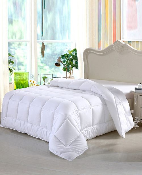 Swiss Comforts Down Alternative King Comforter
