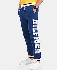 Tommy Hilfiger Men's Logo Graphic Joggers, Created for Macy's