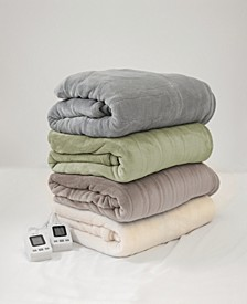 Electric Blanket with Digital Controller Collection