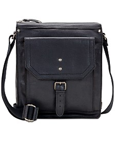 Patricia Nash Men's Leather Crossbody Bag