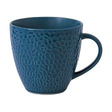 Royal Doulton Exclusively for Maze Grill Hammer Blue Mug