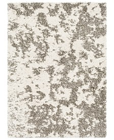 Kodiak KDK-1035 Dark Brown 2' x 3' Area Rug