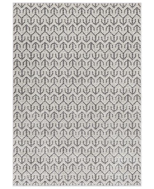 Surya Lagom LGM-2301 Charcoal 2' x 3' Area Rug
