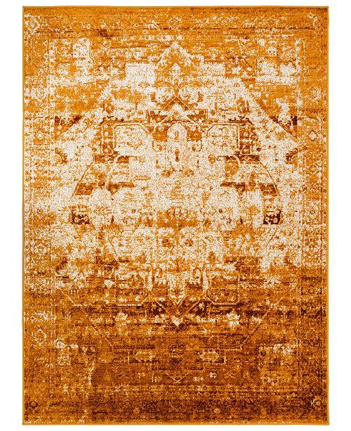 Surya Mumbai MUM-2302 Saffron 2' x 3' Area Rug