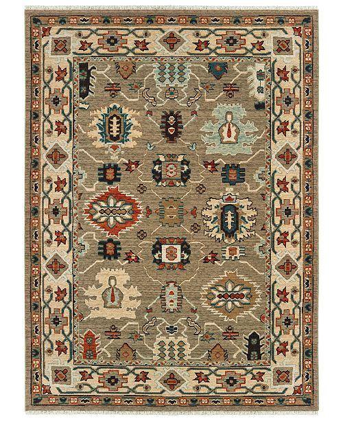 "Oriental Weavers Anatolia 530U3 Tan/Ivory 3'10"" x 5'5"" Area Rug"