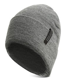Perry Ellis Heathered Knit Watchcap
