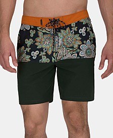 "Men's Phantom Phantom Melody Beach Side 18"" Board Shorts"
