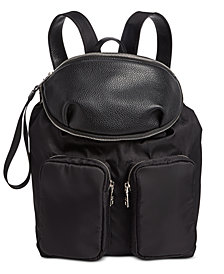 Steve Madden Boomer Backpack w/ Removable Belt Bag