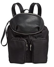 Steve Madden Boomer Backpack w/ Removable Belt Bag