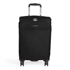Vera Bradley Iconic Small Spinner Suitcase