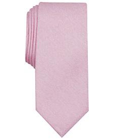 Bar III Men's Valley Solid Skinny Tie, Created for Macy's